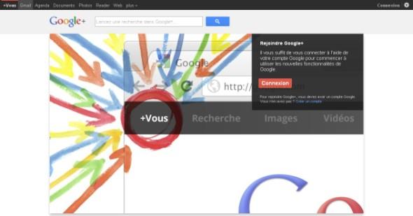 Google plus et la validation w3c html5